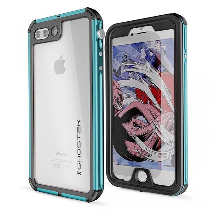 iPhone8 Plus/7 Plus ケース 防水IP68準拠 アルミ合金ケース Atomic3.0 テール iPhone 8 Plus/7 Plus_0