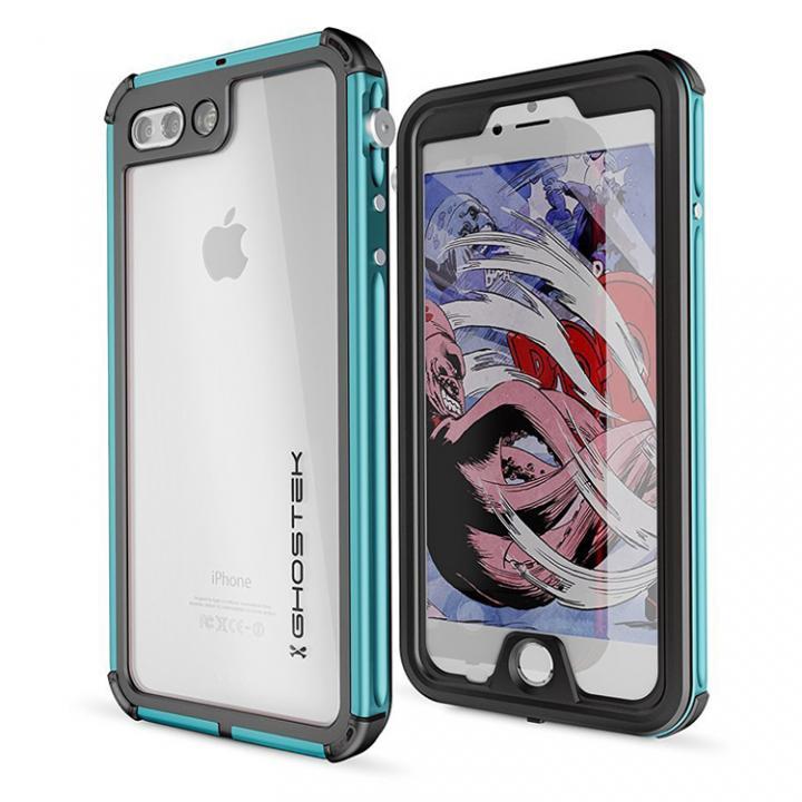 【iPhone8 Plus/7 Plusケース】防水IP68準拠 アルミ合金ケース Atomic3.0 テール iPhone 8 Plus/7 Plus_0