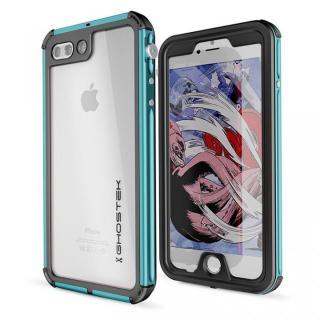 防水IP68準拠 アルミ合金ケース Atomic3.0 テール iPhone 8 Plus/7 Plus