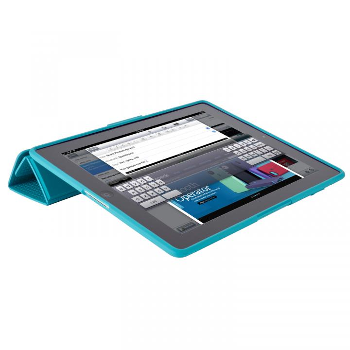 iPad 3rd/4th gen PixelSkin HD Wrap - Peacock