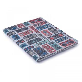 iPad 3rd/4th gen FitFolio-BooooomBox Grey_2