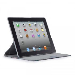 iPad 3rd/4th gen FitFolio-BooooomBox Grey_4