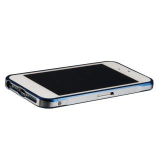 SWORDα(ソードアルファ)  インディゴ・ブルー iPhone SE/5s/5バンパー