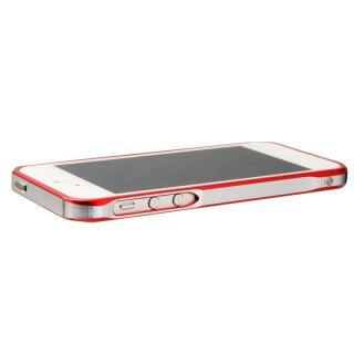 SWORDα(ソードアルファ)  ノーブル・レッド iPhone SE/5s/5バンパー