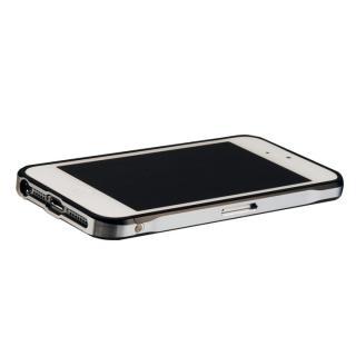 SWORDα(ソードアルファ)  スチール・グレイ iPhone SE/5s/5バンパー