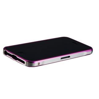 SWORDα(ソードアルファ)  ダスク・パープル iPhone SE/5s/5バンパー
