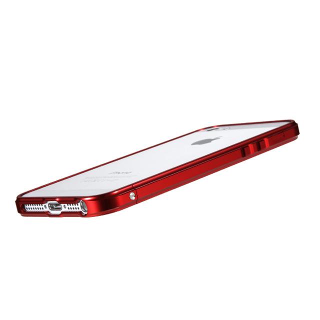 iPhone SE/5s/5 ケース iPhone SE/5s/5 RED ALERT(レッドアラート)エマージェンシーレッド_0