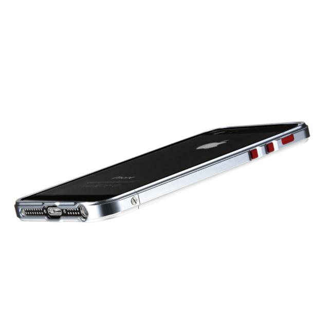 iPhone SE/5s/5 ケース iPhone SE/5s/5 RED ALERT(レッドアラート)ディムグレー_0