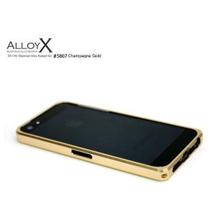 【iPhone SE/5s/5ケース】Alloy X  iPhone SE/5s/5 - Champagne Gold_3