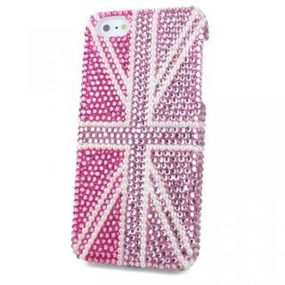 iPhone SE/5s/5 ケース デコケースJ003・British Lolita  iPhone 5