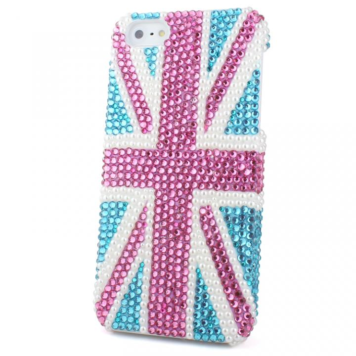 iPhone SE/5s/5 ケース デコケースJ005・British Prince  iPhone 5_0
