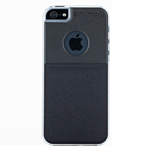 iPhone SE/5s/5 ケース SINJI POUCH CASE  iPhone 5s/5(ブラック)_0