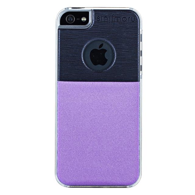 【iPhone SE/5s/5ケース】SINJI POUCH CASE  iPhone 5s/5(バイオレット)_0