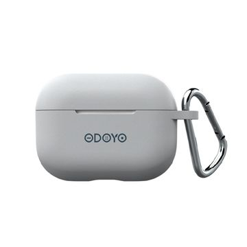 ODOYO ソフトコート グレー for AirPods Pro_0