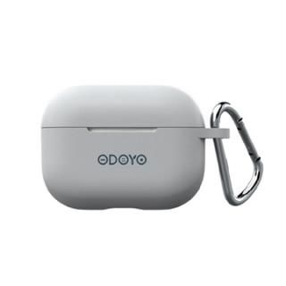 ODOYO ソフトコート グレー for AirPods Pro