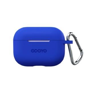 ODOYO ソフトコート ブルー for AirPods Pro