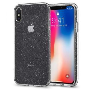 【iPhone Xケース】Spigen リキッドクリスタルグリッター グリッター加工 iPhone X_2
