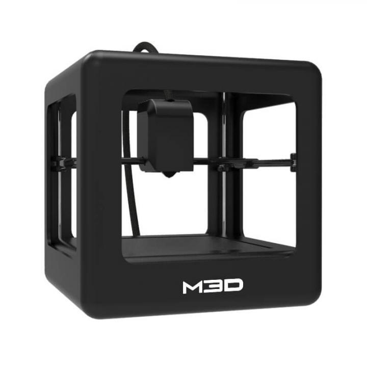 家庭用3Dプリンター The Micro(ザ・マイクロ)ブラック_0