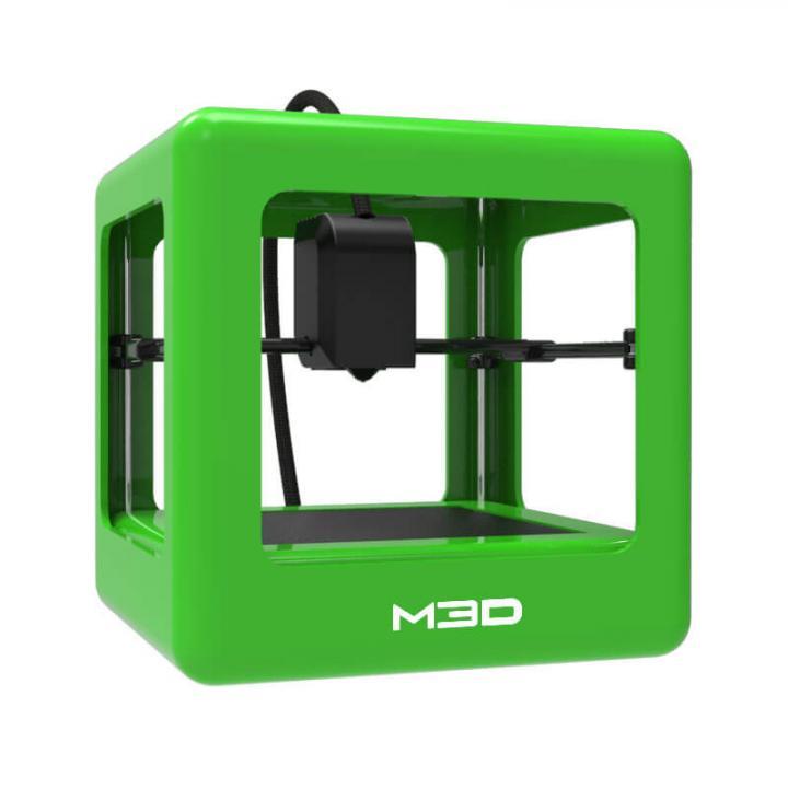家庭用3Dプリンター The Micro(ザ・マイクロ)グリーン_0