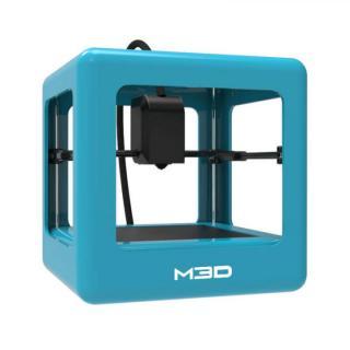 家庭用3Dプリンター The Micro(ザ・マイクロ)ブルー