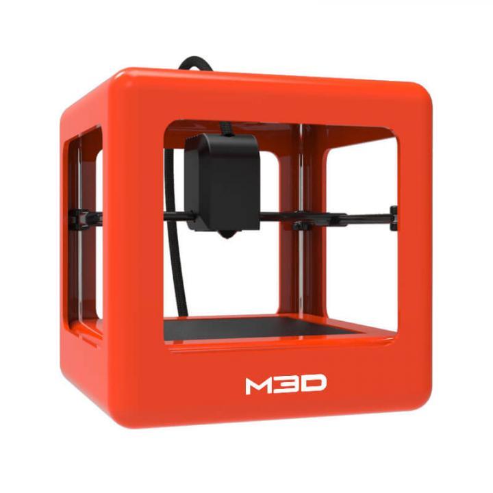 家庭用3Dプリンター The Micro(ザ・マイクロ)オレンジ_0