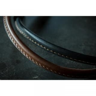 Klipsch 革製ネックバンド型Buletoothイヤホン R5 ブラック_7