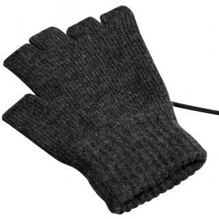 [学園祭特価]指先まで温かい!USB指までヒーター手袋