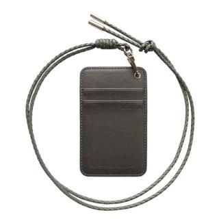 Pocket Cleaner カードケース Charcoal Gray