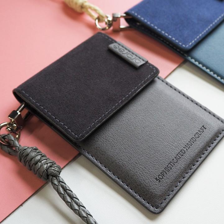 Wallet Cleaner カードケース Charcoal Gray_0