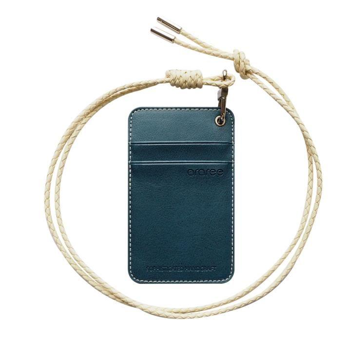 Pocket Cleaner カードケース Ash Blue_0