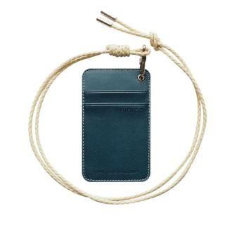 Pocket Cleaner カードケース Ash Blue