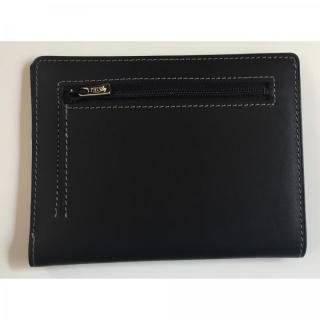 カードをたくさん入れても薄い財布NEXT 小銭入れ付き ブラック