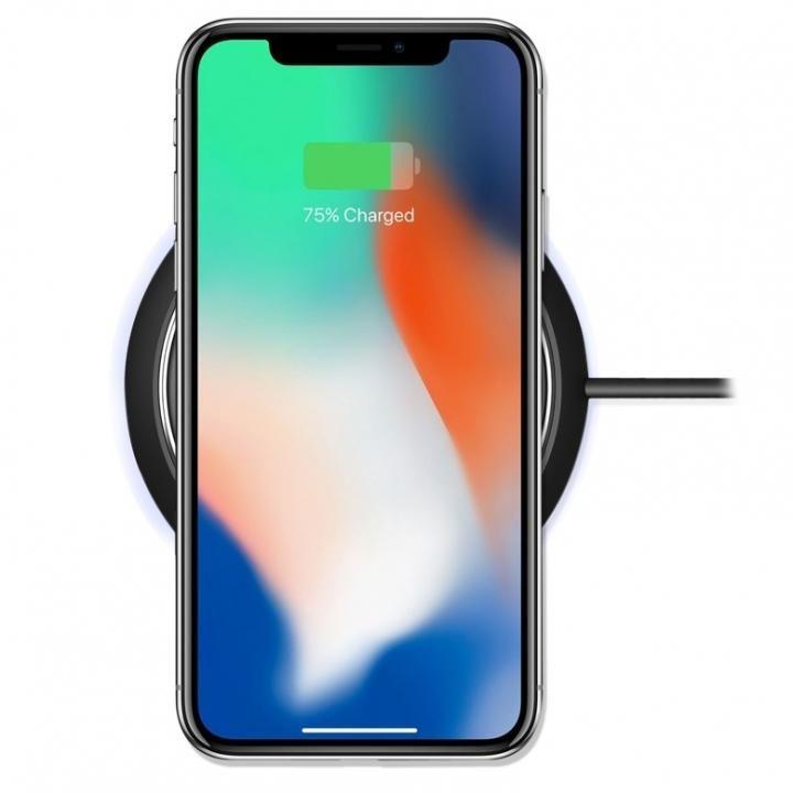 Qi対応 ワイヤレス充電器