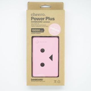 [10050mAh] ダンボーバッテリー cheero Power Plus VERSION FLOWERS さくら_4