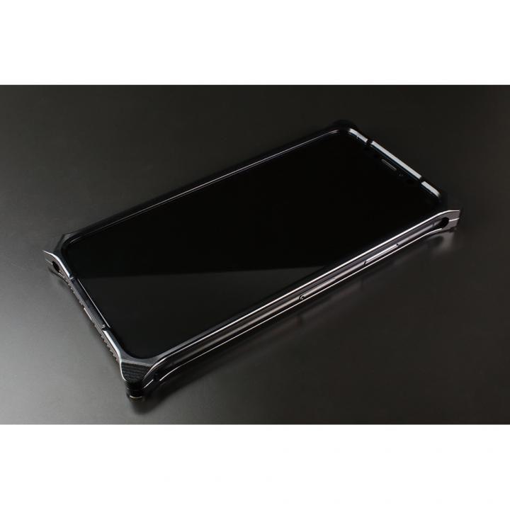 【iPhone XS/Xケース】ギルドデザイン ソリッドバンパー  ブラック iPhone XS/X_0