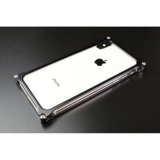 【iPhone XS/Xケース】ギルドデザイン ソリッドバンパー  ブラック iPhone XS/X_2