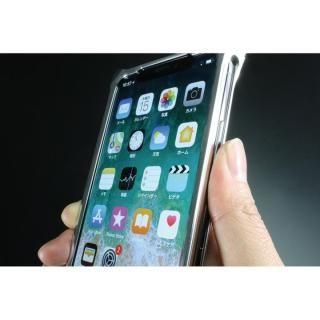 【iPhone XS/Xケース】ギルドデザイン ソリッドバンパー  ブラック iPhone XS/X_3