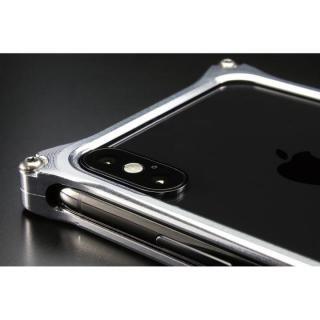 【iPhone XS/Xケース】ギルドデザイン ソリッドバンパー  ブラック iPhone XS/X_7