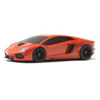 Lamborghini LP700 2.4G無線マウス+キーボード レッド_1