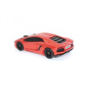 Lamborghini LP700 2.4G無線マウス+キーボード レッド_2