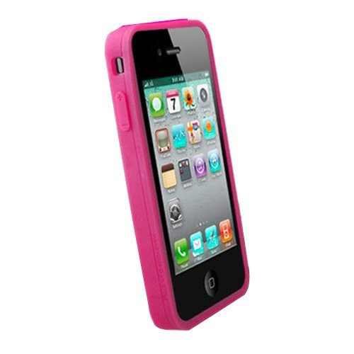 iPhone 4/4s Caramel Vivid Pink_0