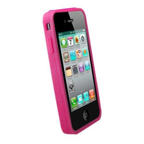 iPhone 4/4s Caramel Vivid Pink
