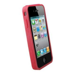 iPhone 4/4s Caramel Vivid Red