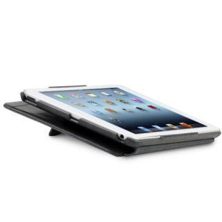 iPad mini/2/3ケース Masstige Neo Classic Diary ダークグレー_2