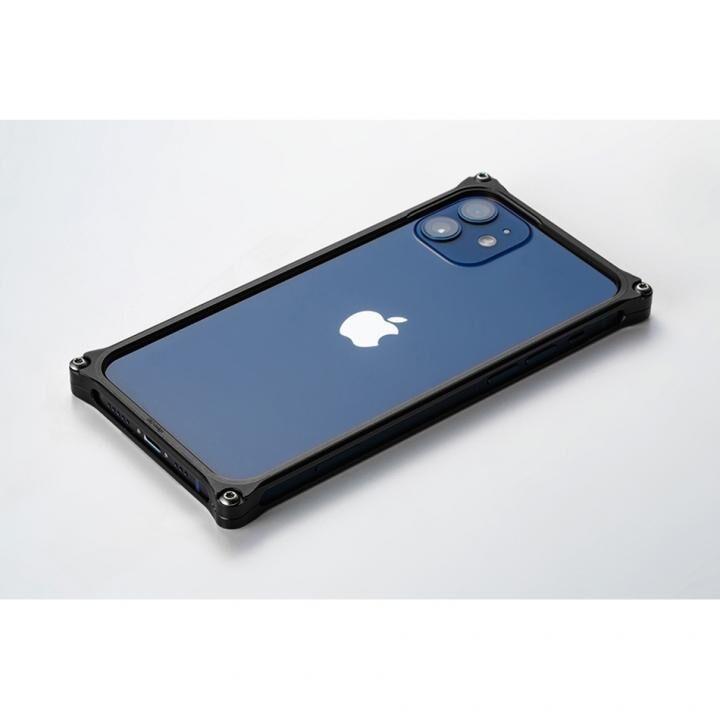 ギルドデザイン ソリッドバンパー for iPhone 12 mini ブラック_0