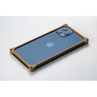iPhone 12 Pro Max (6.7インチ) ケース ギルドデザイン ソリッドバンパー for iPhone 12 Pro Max  シグネイチャーゴールド【3月下旬】