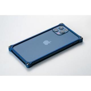 iPhone 12 Pro Max (6.7インチ) ケース ギルドデザイン ソリッドバンパー for iPhone 12 Pro Max  マットブルー