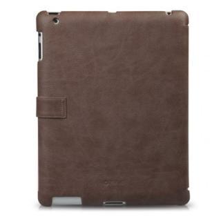 新しいiPadケース Masstige E-Note Diary ピンク iPad 第3世代第4世代_1