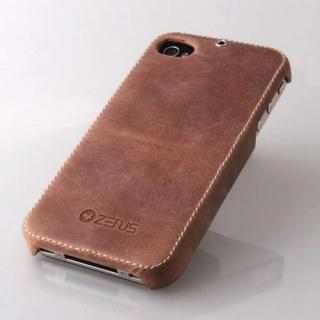 iPhone4s/4 ZENUS Vintage Brown bar  iPhone4S/4_2
