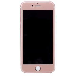 【iPhone6s/6フィルム】[0.33mm]Deff 強化ガラス 全面保護 ローズゴールド iPhone 6s/6